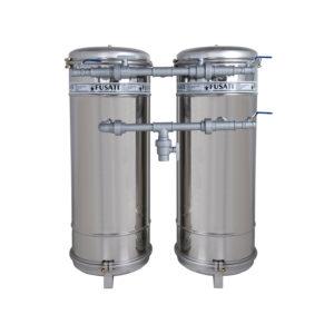 Filtros Retrovável para condomínios capacidade 3m3 a 6m3